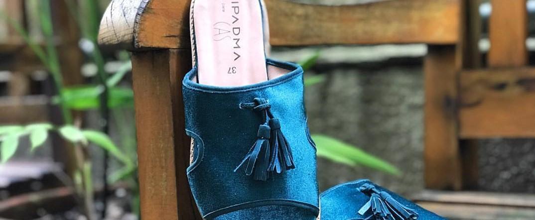 Calçados Ipadma, com redução do impacto ambiental por meio dos materiais.
