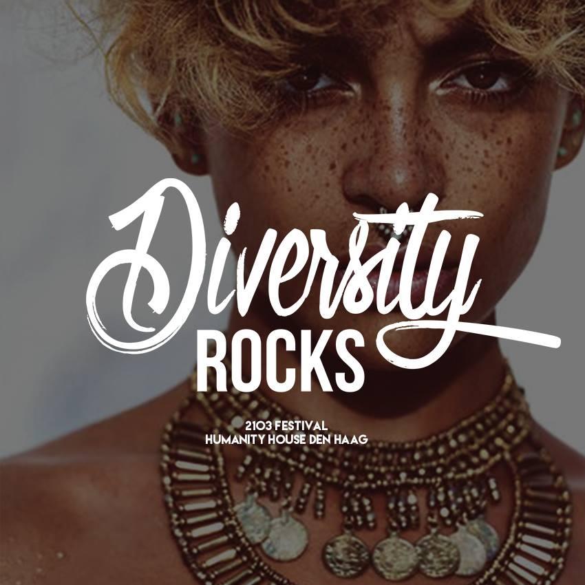 Diversity Rocks. 2103 Festival, Humanity House Den Haag