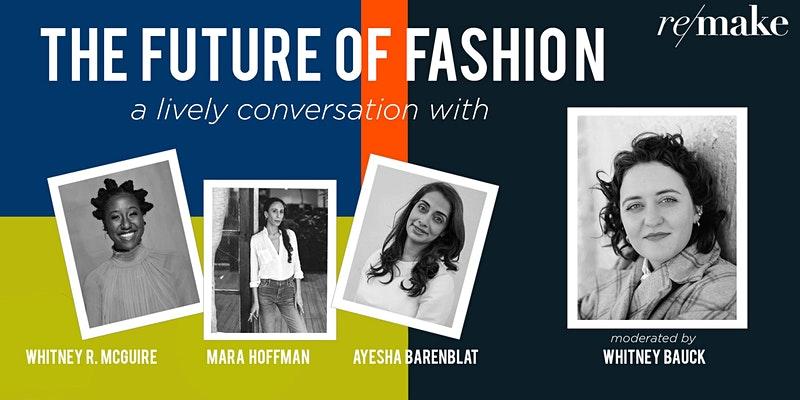 Remake, the future of fashion post COVID-19
