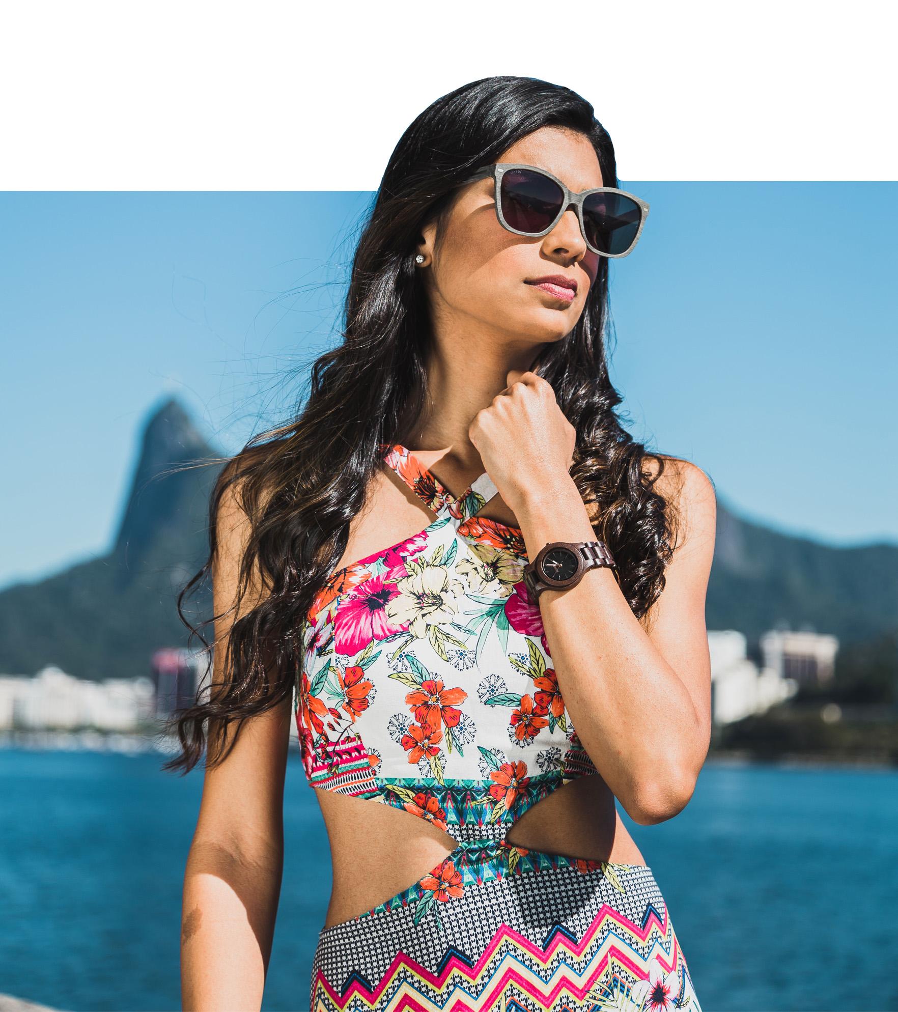 WeWood Watch - Rio de Janeiro, Brasil