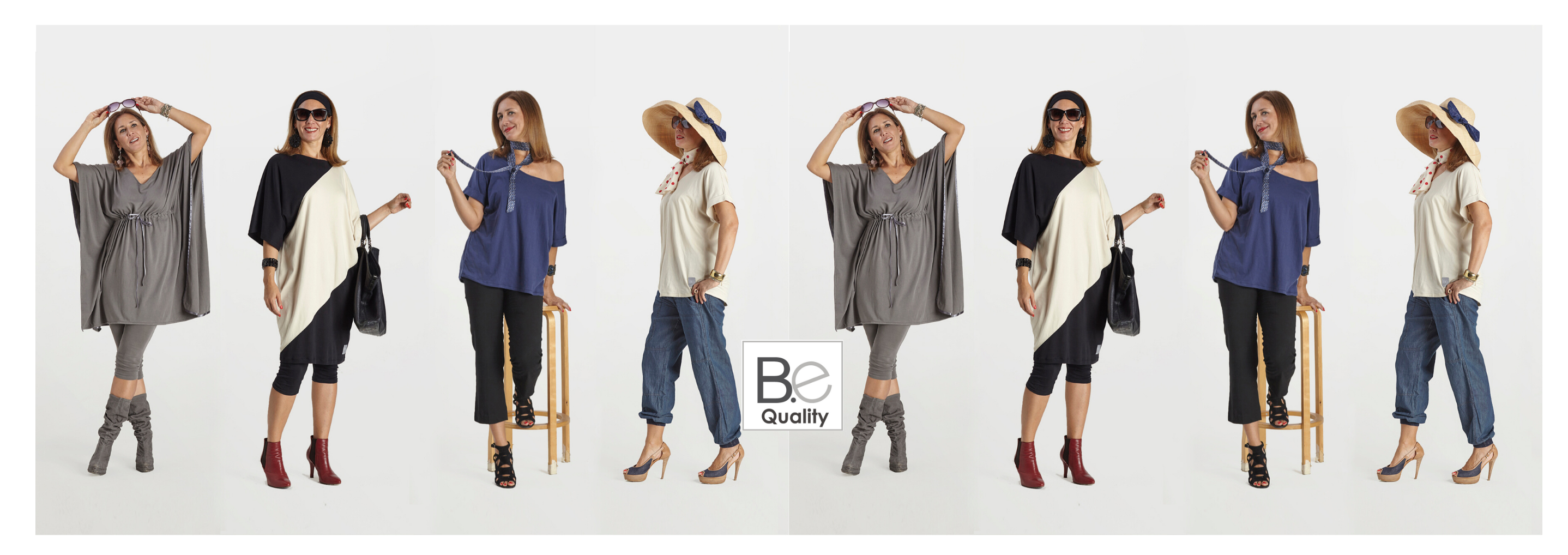 Fashion models by B.e Quality