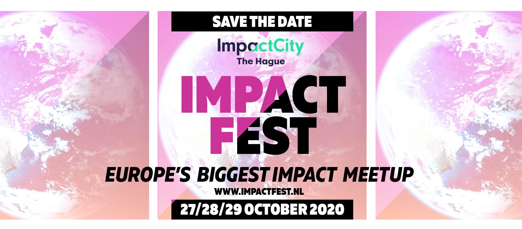 Impact Fest 2020, The Hague, The Netherlands