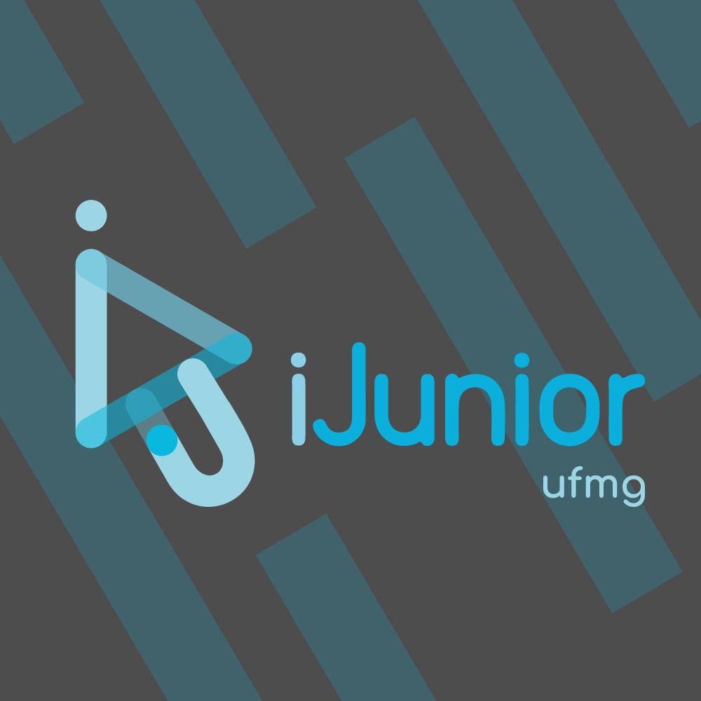 Logo Empresa de Informática Júnior da Universidade Federal de Minas Gerais, iJunior