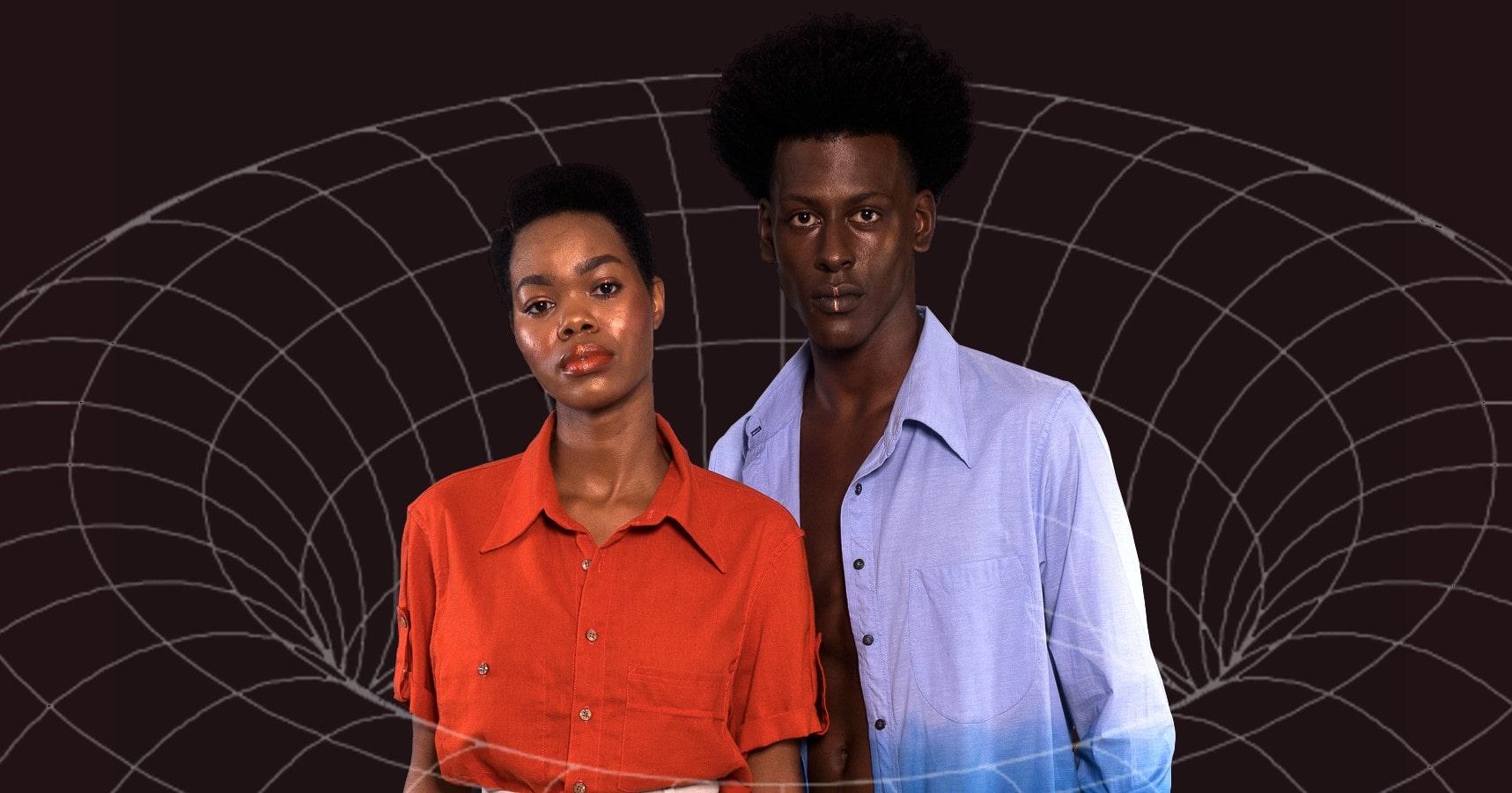 TA Studio: genderless black fashion