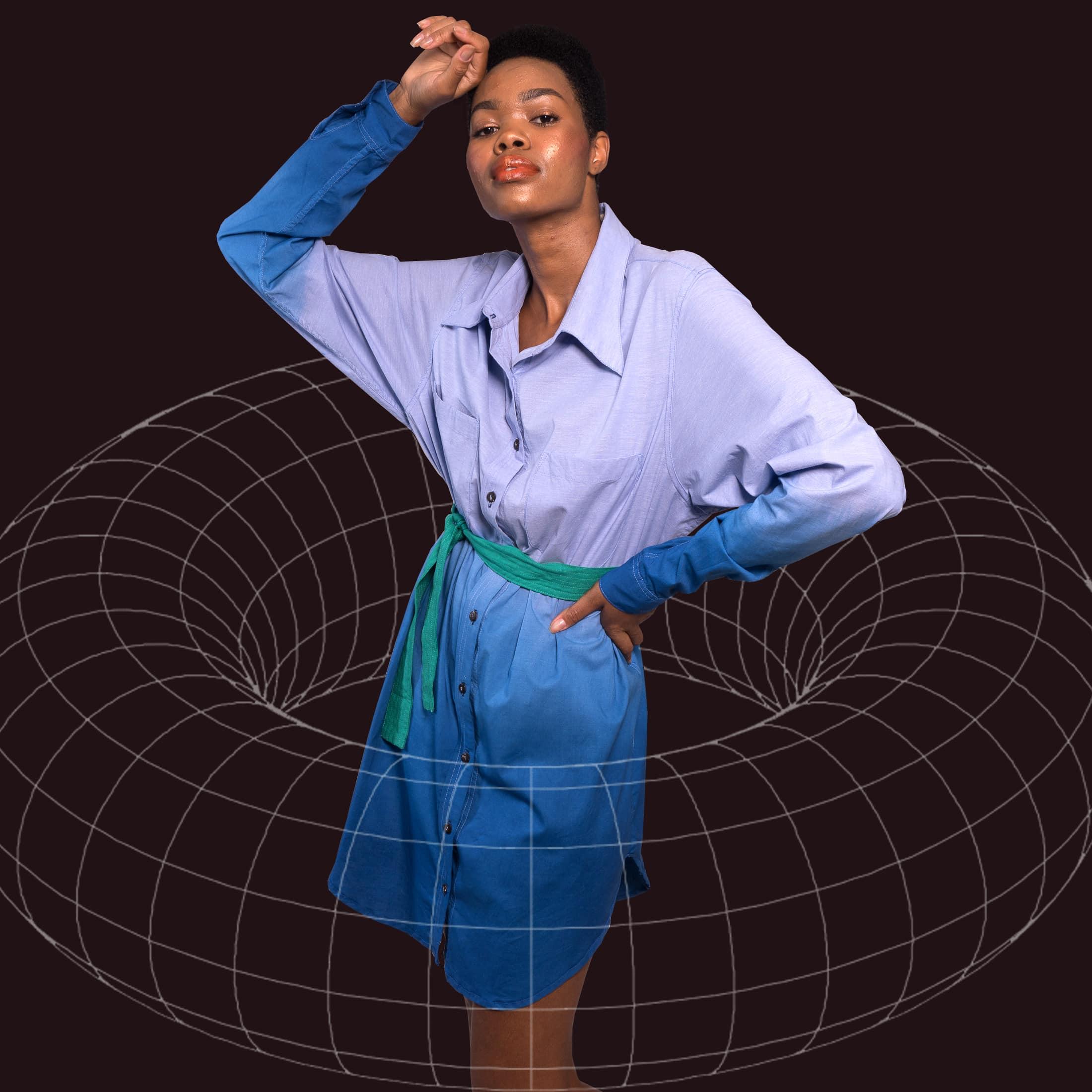 TA Studio: moda agênero afrofuturista