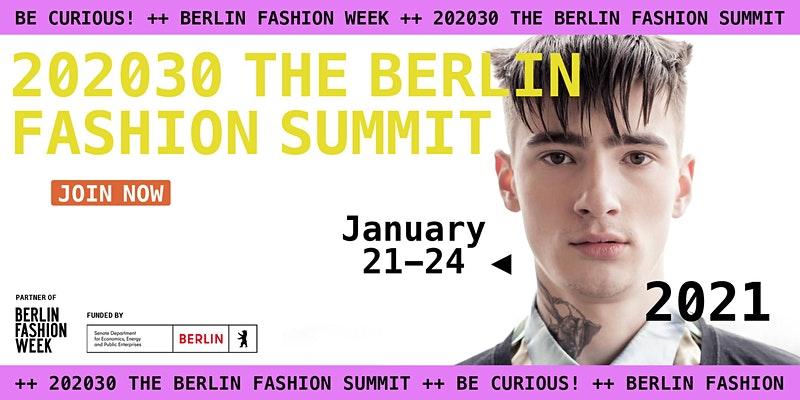 Berlin Fashion Summit 2021
