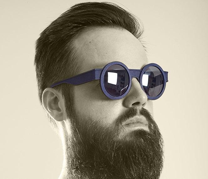 Witt Design: óculos de grau e de sol, com redução de impacto ambiental