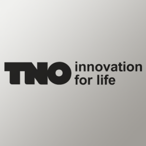 TNO logo - The Netherland's Organisation of Applied Scientific Research